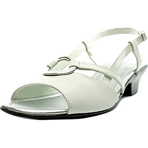 Easy Street Tempe Femmes Synthétique Sandales white