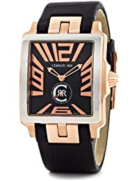 Cerruti CRB002I222D - Reloj de cuarzo para hombres, color negro