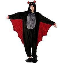 Shina - Pijama kigurumi unisex, diseño de animales, para dormir, cosplay o fiesta de disfraces