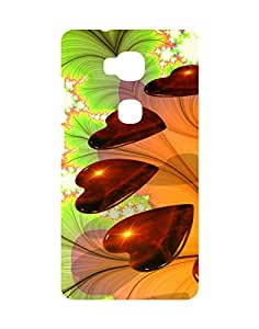 Mobifry Back Case Cover For Huawei Honor 5X