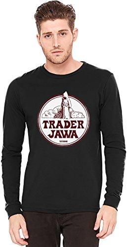 trader-jawa-logo-t-shirt-a-manches-longues-long-sleeve-t-shirt-100-preshrunk-jersey-cotton-xx-large