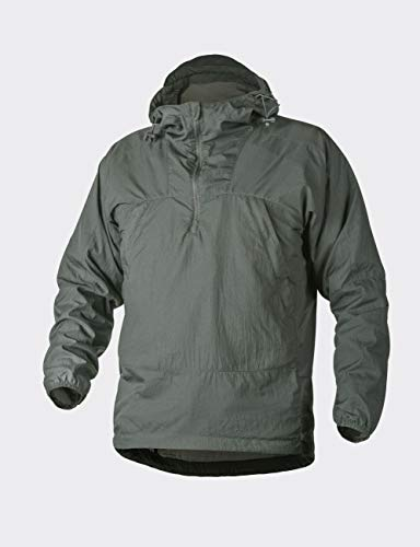 Helikon-Tex Windrunner Windshirt Jacket Jacke Nylon Ripstop Lightweight Alpha Green Medium Ripstop-nylon-jacke