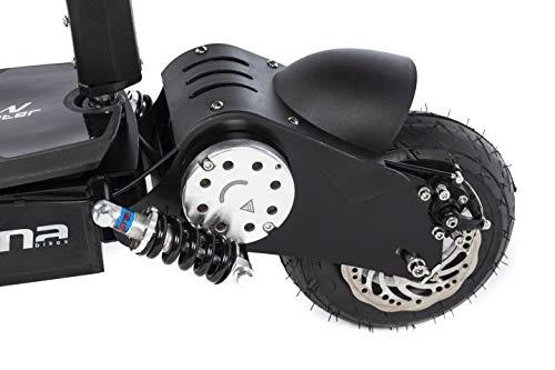 315dd3073 ... Moma Bikes Patinete Eléctrico Plegable Urbano 1000W ruedas 10