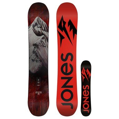 jones-tabla-de-snowboard-aviator-hombre-talla-160-negro