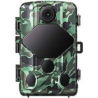 usogood Caméra de Chasse Infrarouge Invisible avec Carte 32G 20MP 1080P Vision Nocturne Détection Thermique 46 LED de…