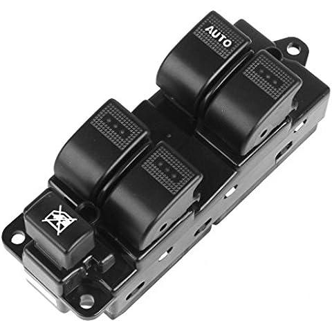 Interruptor Eléctrico Control Principal Ventana Elevalunas Lado Conductor Para Mazda 6