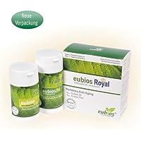 Preisvergleich für Eubios Royal, Echtes Anti-Aging, Zellschutz und Anti-Aging forte, 24 Antioxidantien, Monatspackung, deutsche Herstellung