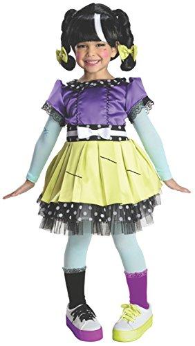 Kostüm Lalaloopsy - Kostüm Schrotte genähtes Genäht N deluxe für Mädchen Lalaloopsy
