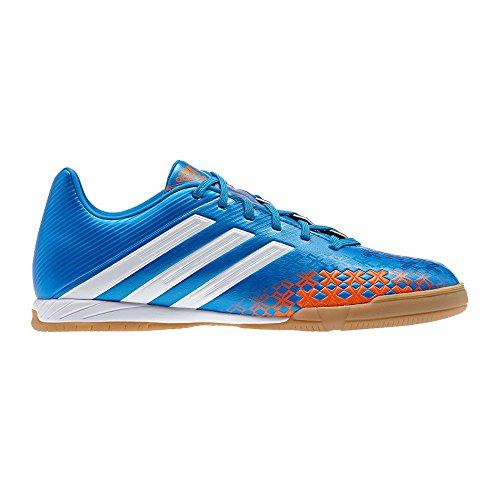 Adidas Predator® Absolado LZ IN Blue Q21695 Blau (Pride Blue/Orange/Running White)