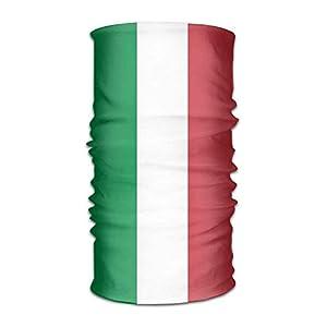 tianjianzulinyouxiangongsi Bandana Headband Italian Italia Italy Flag Multifunctional Magic Handscarf Face Mask