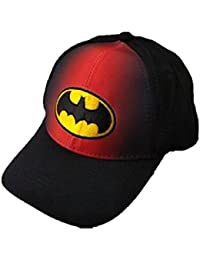 Krystle Unisex Cotton Stretchable Fabric Batman Stylish Latest 2 in 1  Colour Baseball and Snapback Cap 99da8bb78198