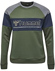Hummel Sweater - CLASSIC BEE ORION SWEATSHIRT - Trainingspullover Herren Langarm - Pullover Sport & Freizeit - Longsleeve div. Farben - Langarmshirt Rundhals