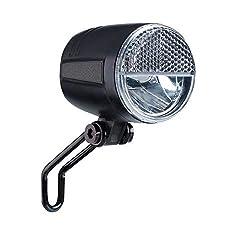 Filmer//Anlun Fahrrad LED Beleuchtungsset mit Helligkeitssensor vorne und Standlicht hinten