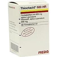 THIOCTACID 600 HR 30St Filmtabletten PZN:8591271 preisvergleich bei billige-tabletten.eu