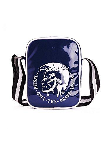 DIESEL Slim Richie sac à bandoulière bleu X03220