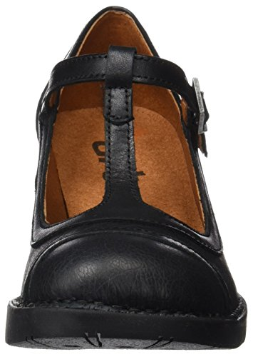 ART 0099 Memphis Bristol, Scarpe Mary Jane Donna Nero (Black)