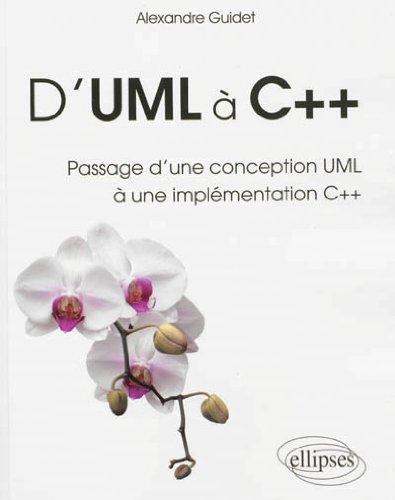 D'UML à C++ Passage d'une Conception UML à une Implemention C++