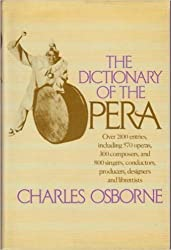 The Dictionary of the Opera
