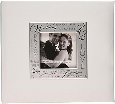 Les expressions Postbound Album 8 « X 8 »-mariage - blanc