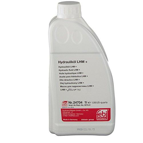 Preisvergleich Produktbild febi bilstein 24704 Hydrauliköl LHM-plus (grün) 1 Liter