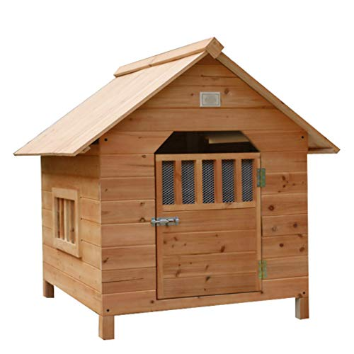 Pet house, fir wood kennel, small dog, dog house, pet nest, dog cage  Pet house