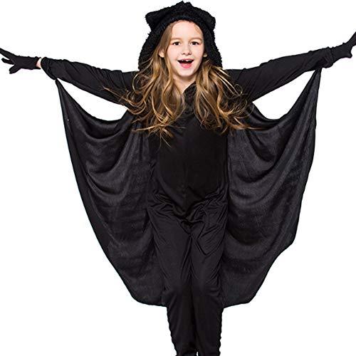 TUWEN Halloween Unisex Kinder KostüM Strampler Tier Fledermaus KostüM KostüM Halloween KinderkostüMe BüHne