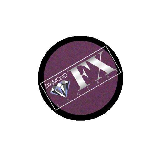 Diamant FX Essential Face Paint Refill–Violett (Masken Halloween Fx)