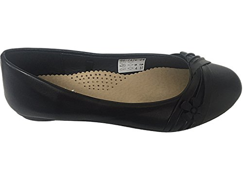 Foster Footwear - Ballerine da ragazza' donna Black