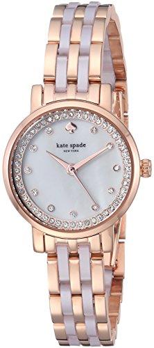 Kate Spade Mini Monterey Reloj de Mujer Cuarzo 24mm Correa de Acero KSW1265