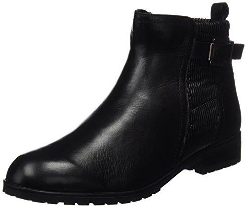 timeless design 45756 48e12 CAPRICE Damen 25350 Chelsea Boots, Schwarz (Black NAP.Comb), 38 EU