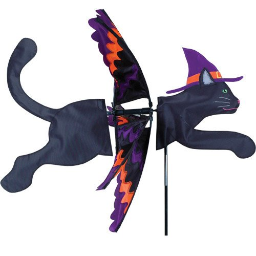 Halloween Cat Spinner by Premier Kites