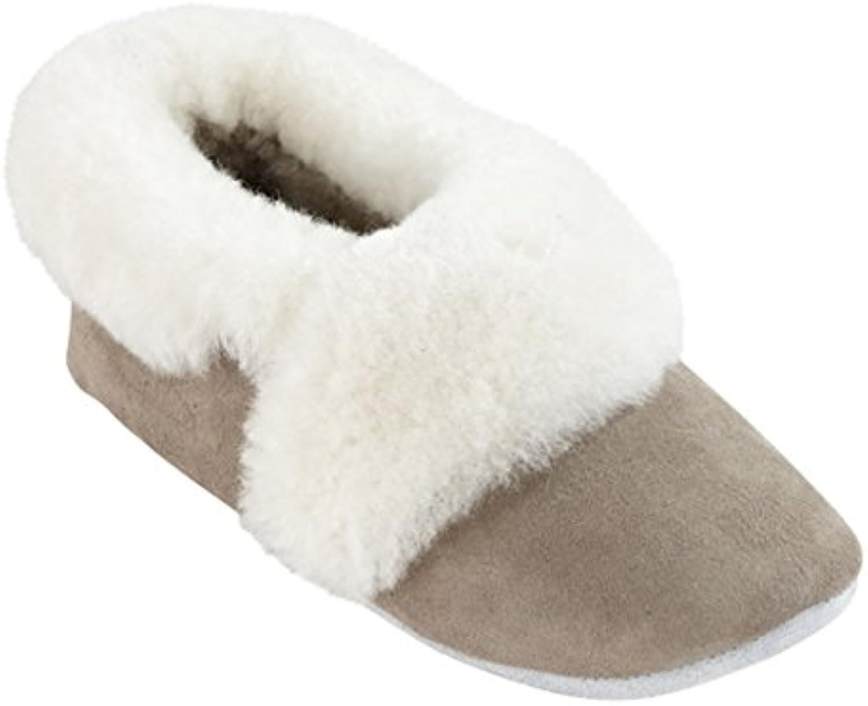 Donna   Uomo Uomo Uomo Shepherd, Pantofole donna Stone & Cream Regina di qualità Moda attraente Temperamento britannico | modello di moda  | Scolaro/Signora Scarpa  a179ae