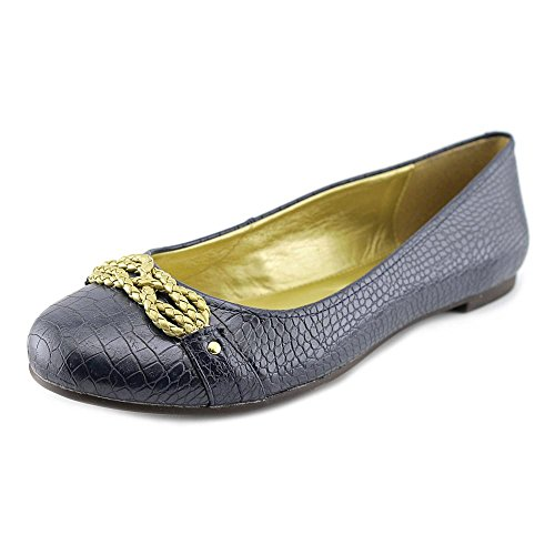 American Living Donica Femmes Synthétique Chaussure Plate Navy