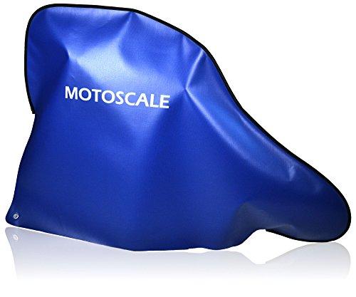 Motoscale Deichselhaube für Wohnwagen und Anhänger (aus hochwertiger LKW-Plane) | Deichselschutz für alle standard Anhängertypen | Anhängerkupplung Abdeckung (Made in Germany)