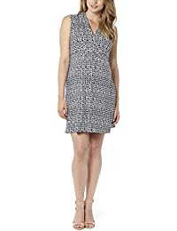 Noppies Damen Umstandskleid Dress sl Katie AOP