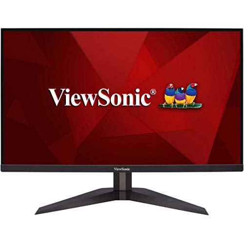 Viewsonic VX2758-2KP-MHD 68,6 cm (27 Zoll) Monitor (WQHD, FreeSync, 1 ms, 144 Hz, HDMI, DP, geringer Input Lag) schwarz
