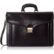 Uomo borsa di CTM lavoro, 41x 31x 18cm, vera pelle 100% Made in Italy