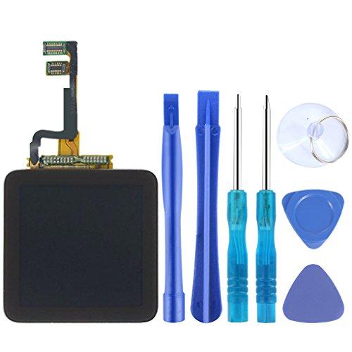 Homyl 2 Stück LCD Display Touch Glas Digitizer Bildschirm Montage Rahmen Für IPod Nano 6. Gen (Ipod Touch Glas Reparatur Kit)