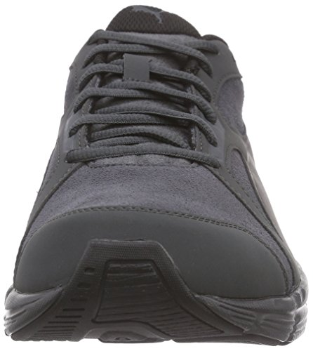 Puma Unisex-Erwachsene Axis V4 SD Low-Top, 38 EU Schwarz (dark shadow-black 03)
