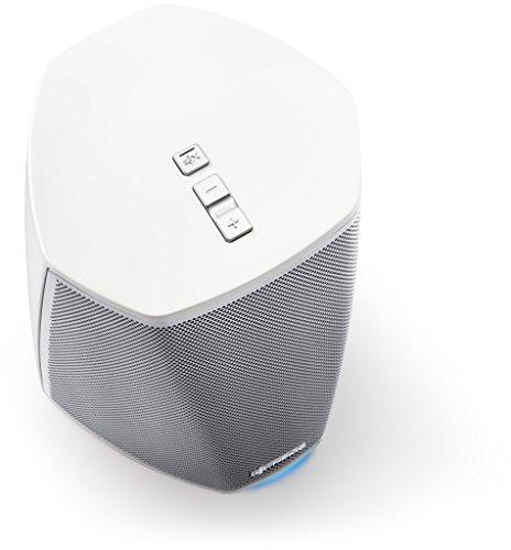 Denon HEOS 1 HS2 Kompakter Multiroom-Lautsprecher weiß - 5