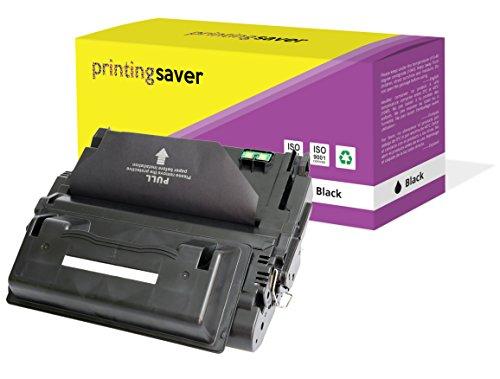 Printing Saver SCHWARZ Toner kompatibel für HP Laserjet 4300, 4300dtn, 4300dtns, 4300dtnsl, 4300n, 4300tn drucker -