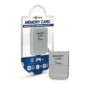 Tomee ® : Speicherkarte 1MB Für Playstation 1 PSX Psone PS1 Konsole (Memory Card)