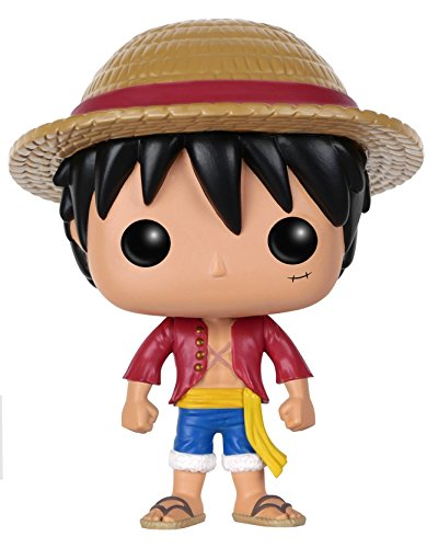 Import Europe - Figura Pop! One Piece Monkey D. Luffy