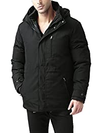 BGSD Men's James 3-In-1 Waterproof Down Parka Coat
