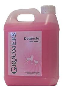 Groomers Detangle Shampoo 2.5 litre from Groomers