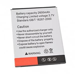 Original 2600mAh Battery For LKD F1 Mini Smartphone