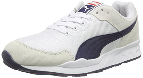 Puma Herren Xt 0 Low-Top Weiß (white-peacoat 05)