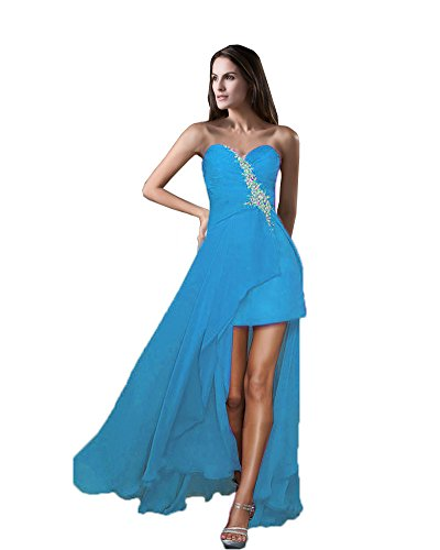 Vimans -  Vestito  - linea ad a - Donna Blue