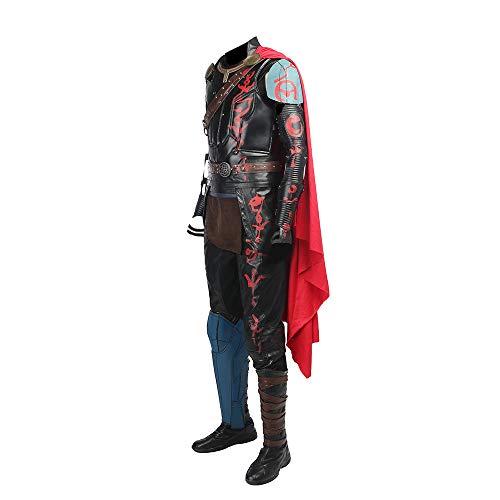 Glam Cos Thor 3 - Thor Male Cosplay Kostüm - Chris Hemsworth as Thor - - Medium