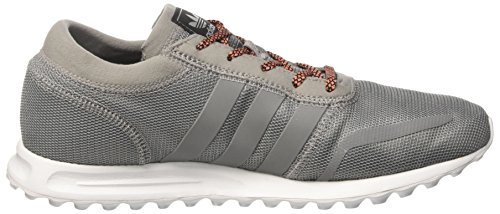 adidas Los Angeles, Baskets Basses Homme Gris (Ch Solid Grey Ch Solid Greyftwr White)